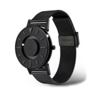 zegarek brajlowski bradley-mesh-black
